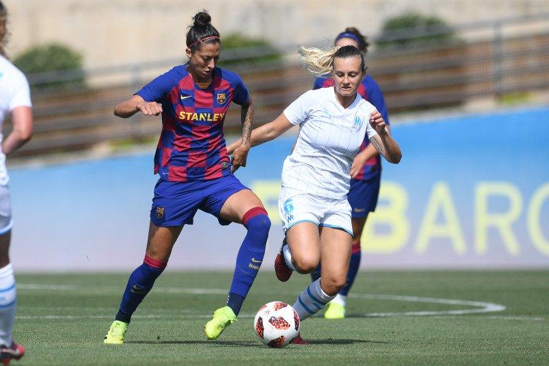 Barca cukur Madrid 9-1  dalam Clasico putri