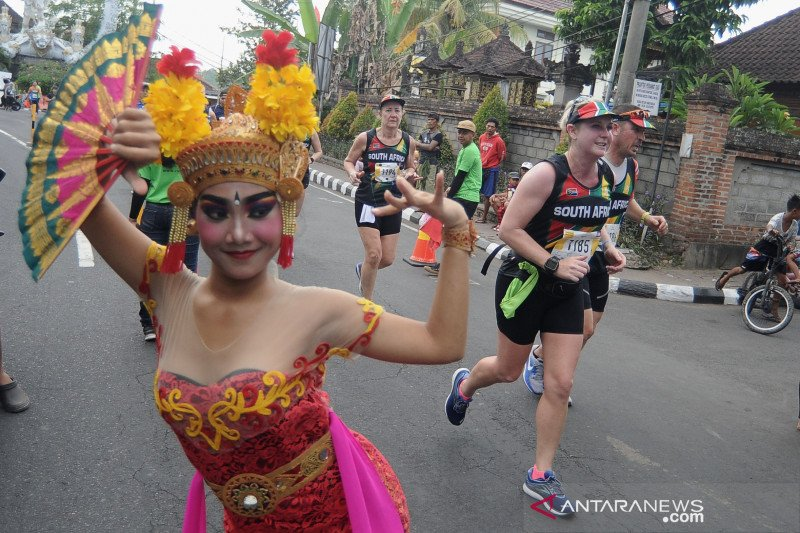 Di Bali, pelari asal Jepang meninggal saat ikuti lomba maraton