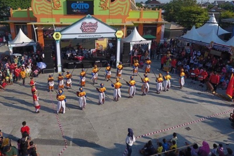 "Festival Kampung Wisata Yogyakarta upaya memperkuat ""branding"""
