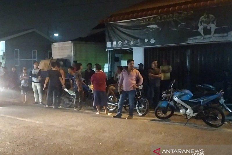 Dua kelompok OKP di Medan bentrok, dua orang luka parah