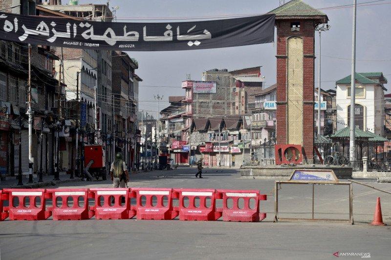 India segera cabut anjuran perjalanan ke Kashmir