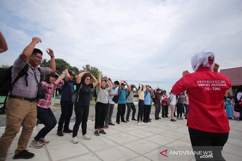 PMI latih petugas tanggap bencana dari 10 perwakilan negara ASEAN