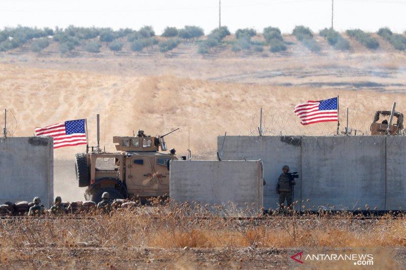 AS memutuskan tak tambah pasukan di Suriah