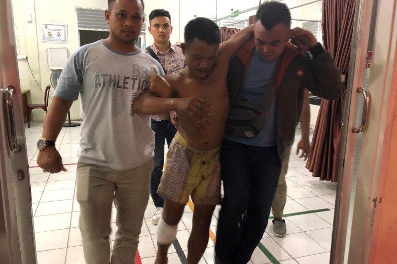 Tiga perampok mobil telur di Pesisir Selatan dilumpuhkan, Polisi: tiga lagi DPO mereka komplotan lintas provinsi