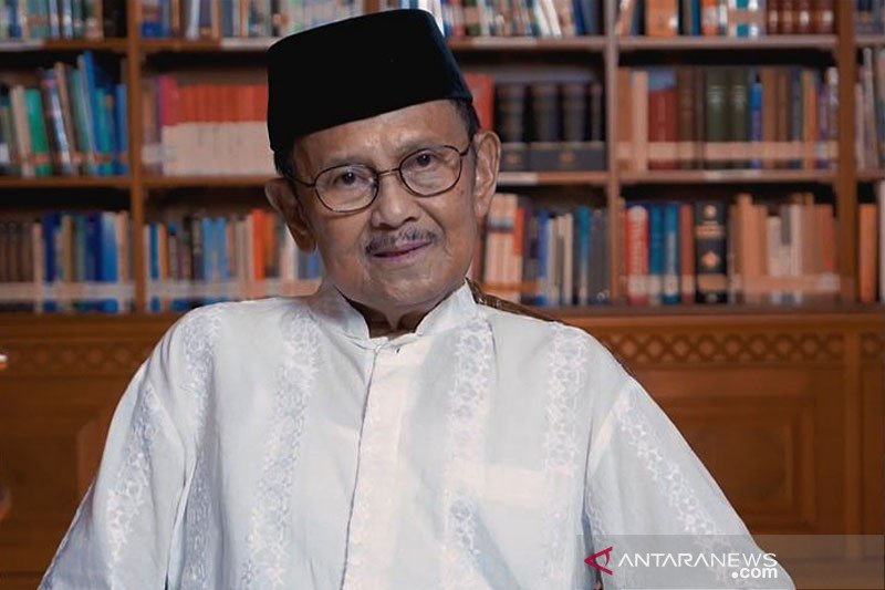 Habibie wafat, Dirjen : Indonesia kehilangan tokoh Iptek
