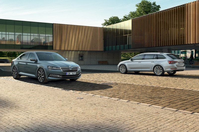 Superb dan Citigo, dua mobil listrik baru dari Skoda
