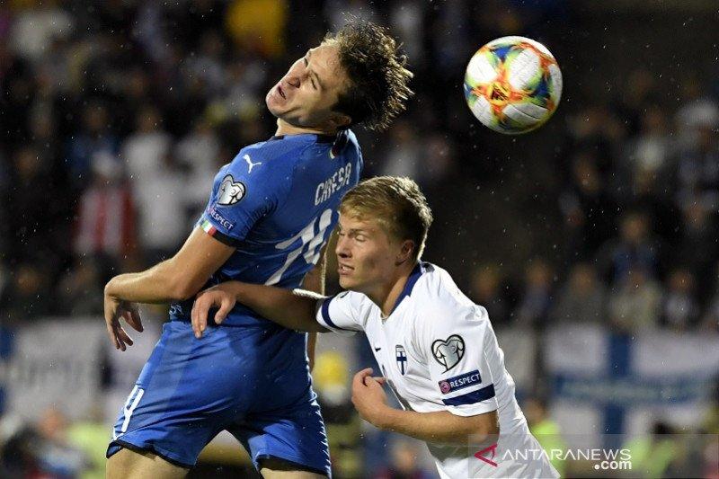 Italia gasak FInlandia 2-1