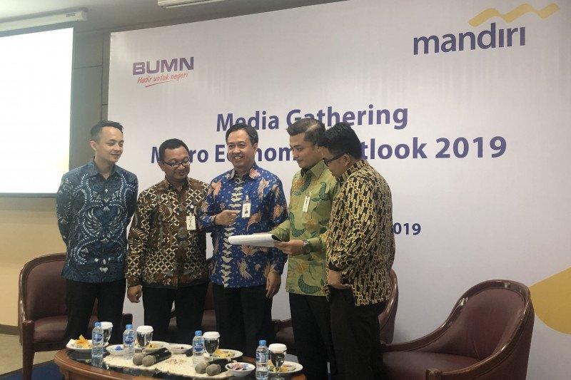 Bank Mandiri extends Rp820 trillion credits in 1st semester of 2019