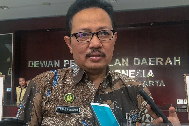 Yogyakarta ajukan usulan calon Sekda ke Gubernur DIY