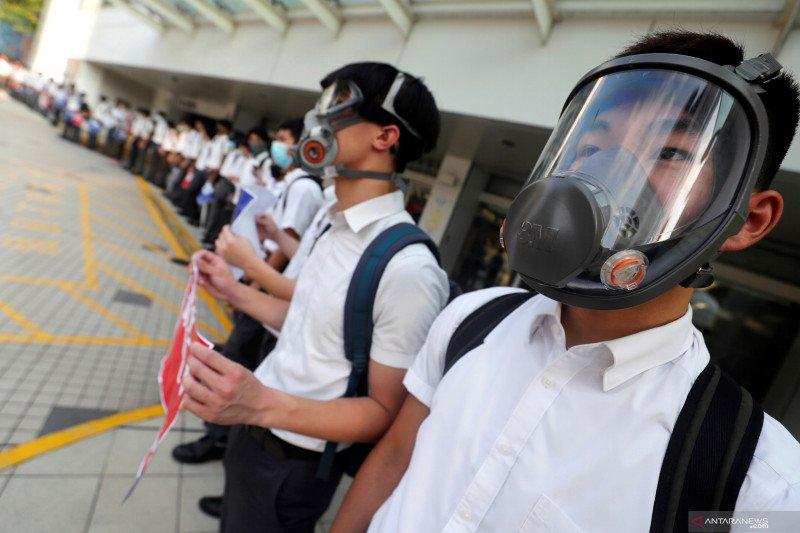 Ajarkan kemerdekaan Hong Kong, guru SD dipecat