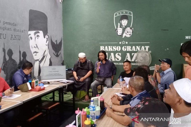 Forum Komunikasi  Kuliner Bersatu Palembang minta pajak e-tax direvisi
