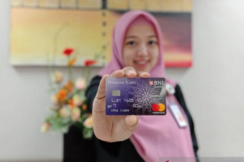 """BNI Syariah perkenalkan """"Hasanah Card"""" ajak pola hidup syariah"""