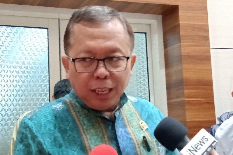 Komisi III DPR berharap Presiden terbitkan surpres revisi UU KPK