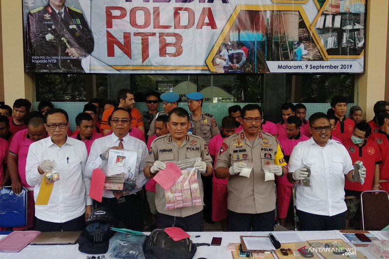 Propam Polda NTB periksa empat polisi terlibat kasus penganiayaan