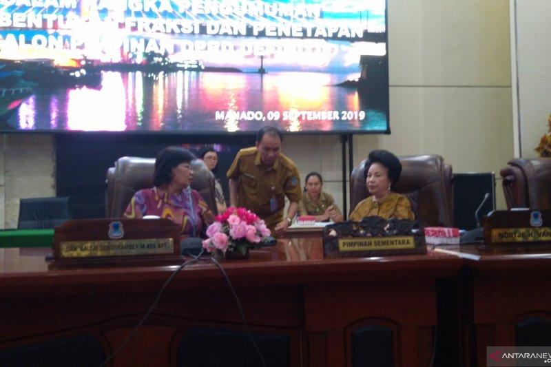 DPRD Manado tunggu surat resmi Nasdem untuk penetapan fraksi