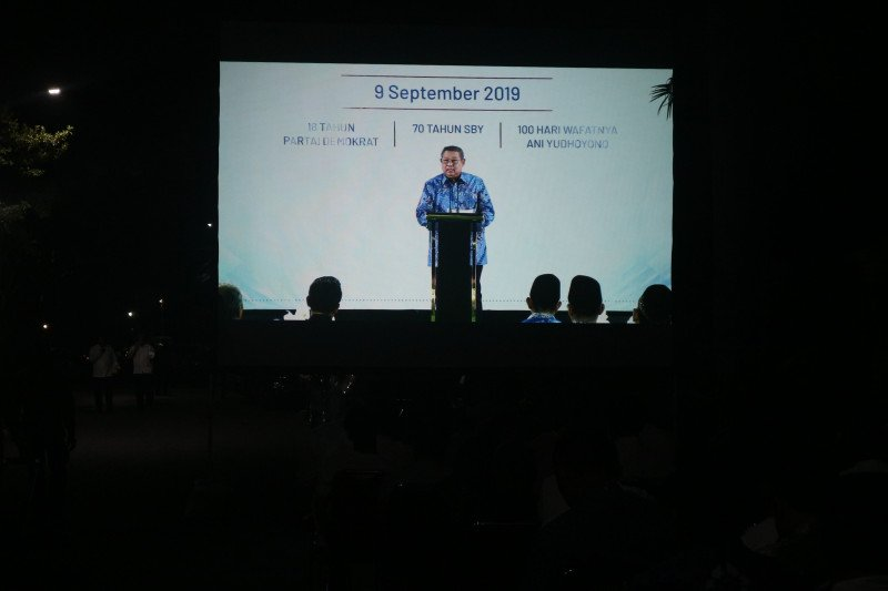 SBY cermati lemahnya rasa persaudaraan beberapa tahun terakhir