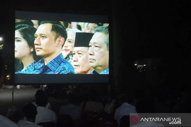 SBY menitipkan sejumlah harapan kepada Presiden Jokowi saat Pidato Kontemplasi