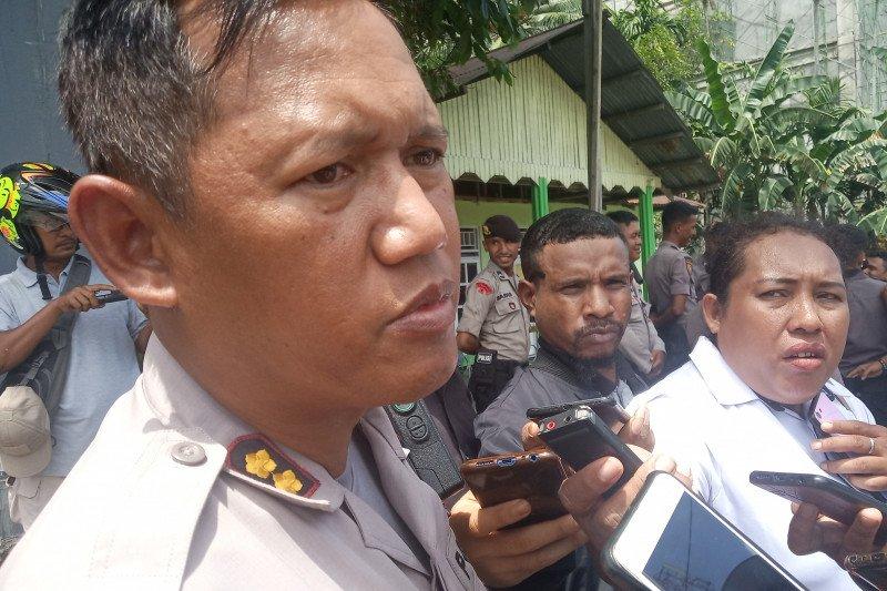 Papua Terkini - Personel pengamanan masih bersiaga di Manokwari
