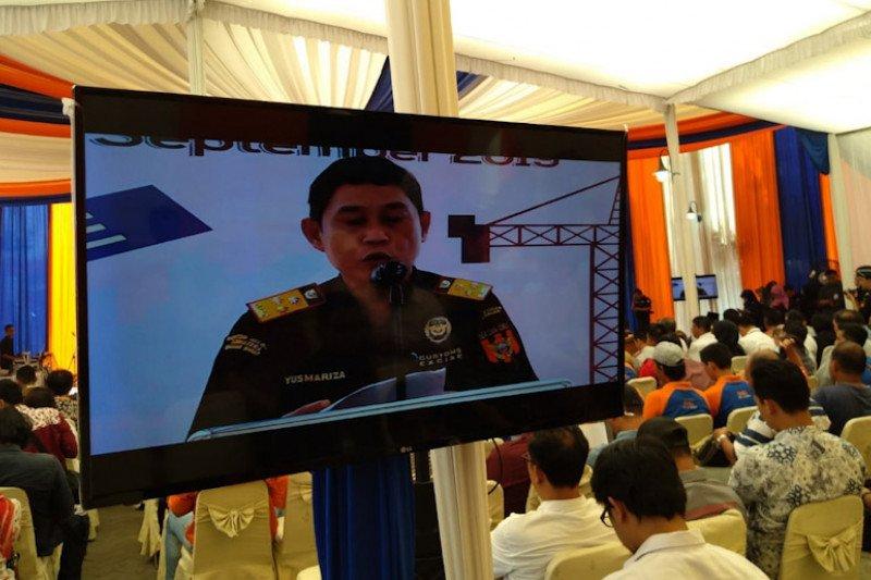 Bea Cukai apresiasi program digitalisasi Auto Gate System Pelabuhan Panjang