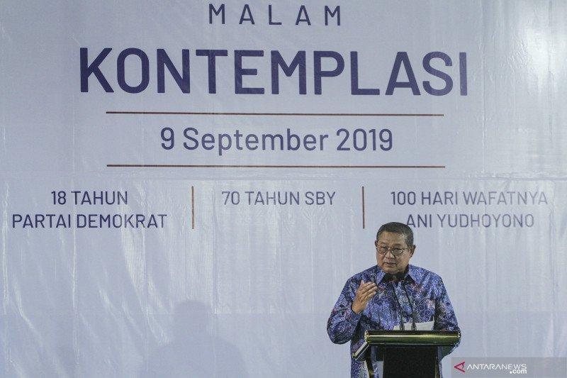 """SBY sebut prinsip """"the winner takes it all"""" seringkali tidak cocok dengan bangsa yang majemuk"""