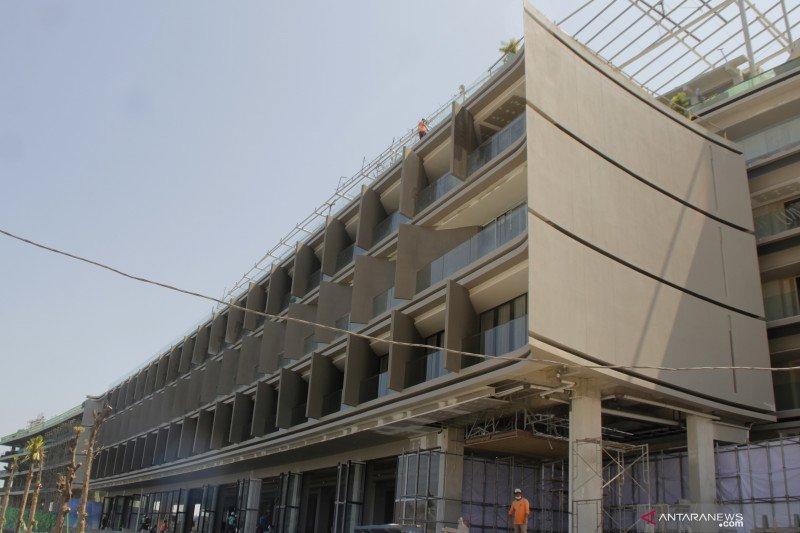 Juli 2020, pembangunan kawasan terpadu ASDP di Labuan Bajo sudah selesai