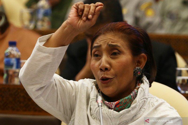 Menteri Susi geram gara-gara bom ikan masih dijual bebas