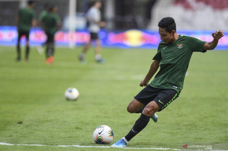 Evan Dimas bertekad pulih total dari cedera demi SEA Games