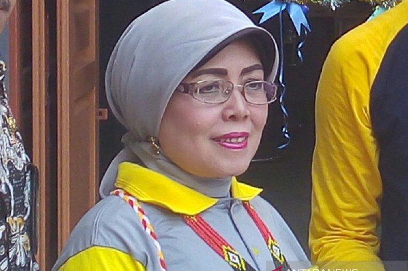 Dinkes Palembang bagikan masker  lindungi warga dari asap karhutla