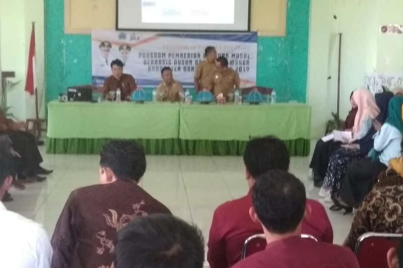 JICA latih fasilitator desa di Kabupaten Bantaeng