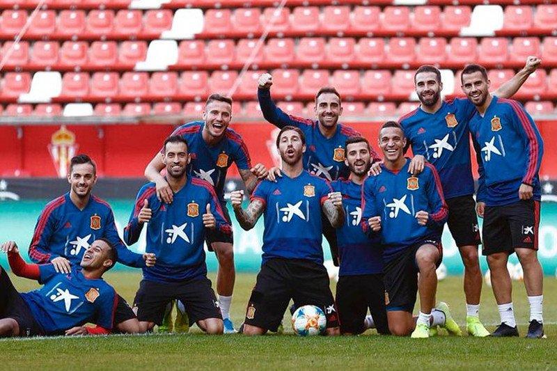 Ramos samai rekor Casillas untuk timnas Spanyol