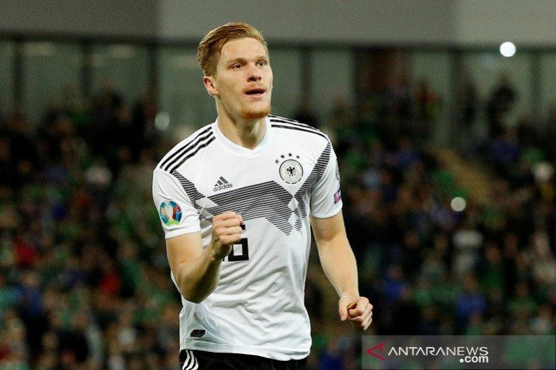 Kualifikasi Piala Eropa -- Jerman rebut puncak Grup C tapi Belanda membayangi
