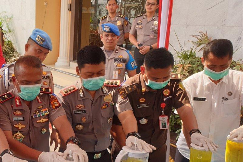 BNNP Sumsel ajak masyarakat aktif  berantas narkoba