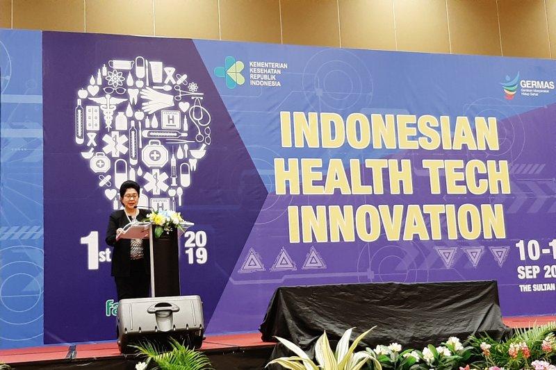 Kemenkes pamerkan berbagai inovasi teknologi kesehatan