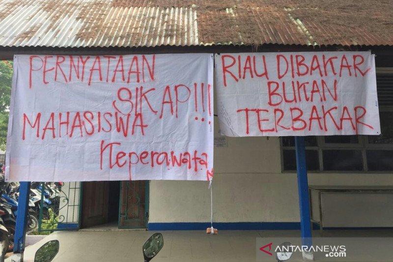 Karhutla Riau - 21 Puskesmas siaga layani masyarakat terdampak asap