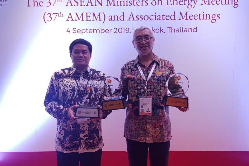 PLTU Jeranjang meraih penghargaan dalam ajang ASEAN Coal Awards 2019