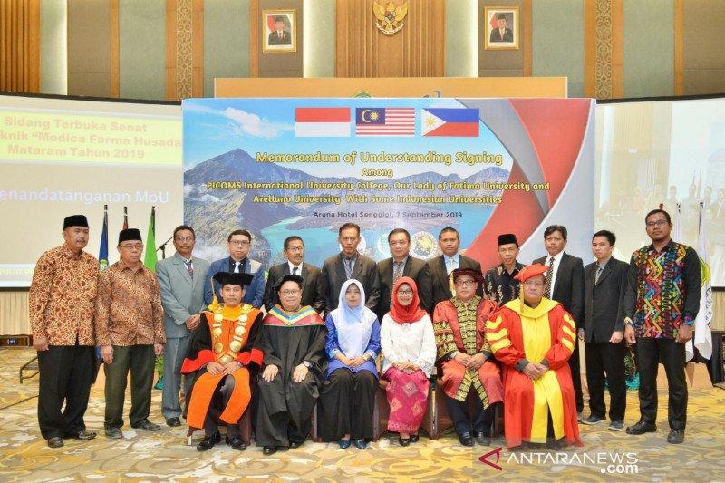Kerja sama dengan PT Asia dijalin Politeknik MFH Mataram