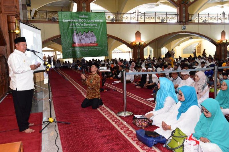 Wagub Jabar usulkan Hari Anak Yatim Nasional