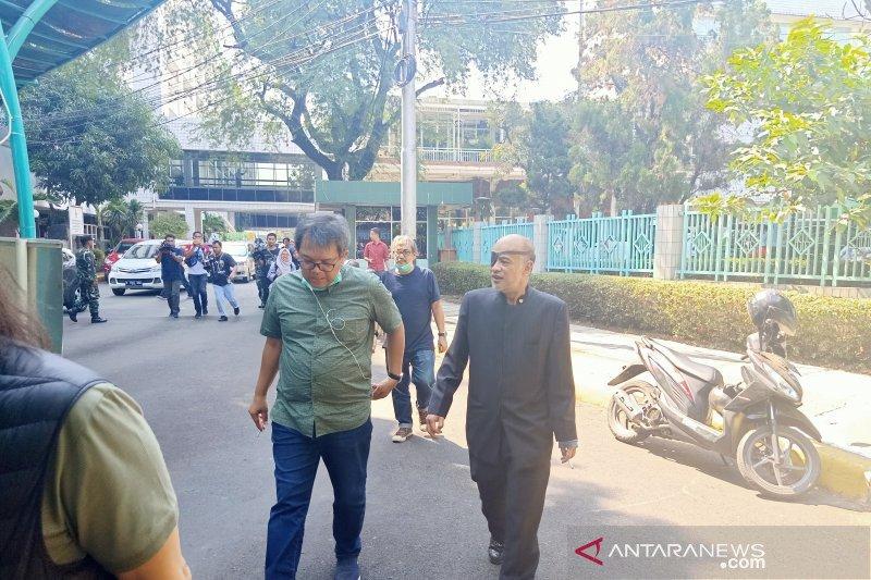Thareq Kemal minta doa rakyat Indonesia untuk kesembuhan BJ Habibie
