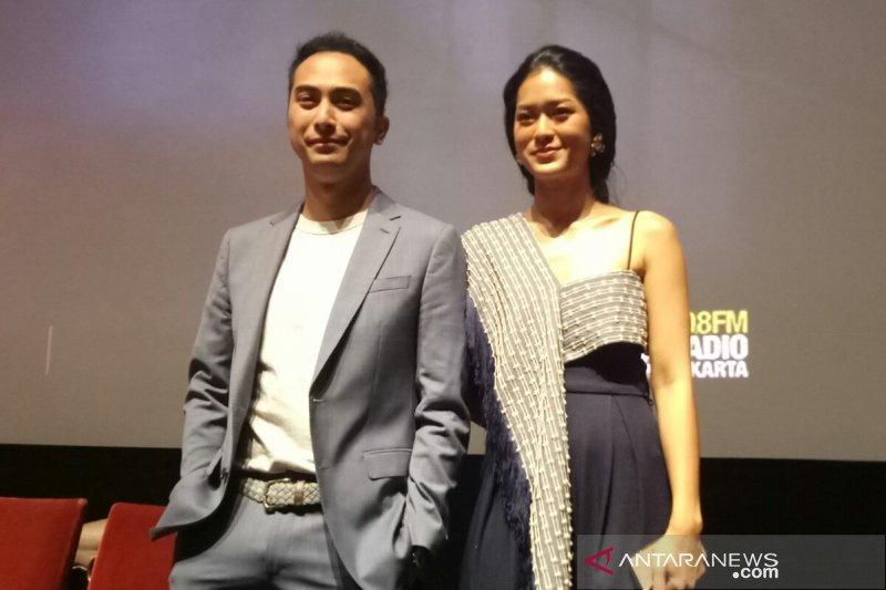 Winky jatuh cinta dengan akting Prisia Nasution