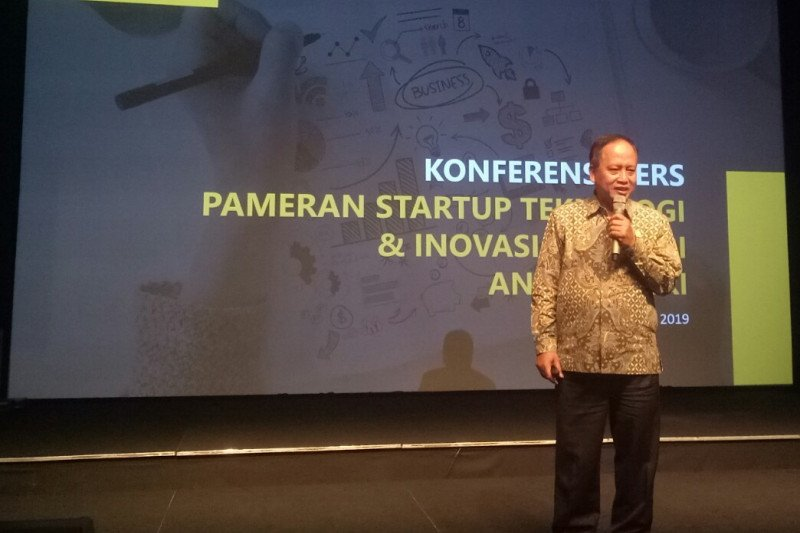 396 peserta ramaikan Pameran Teknologi dan Inovasi Industri