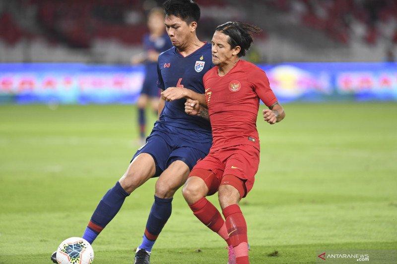 Indonesia dilumat Thailand 0-3