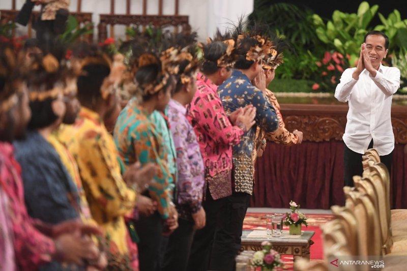 Papua Terikini - Jokowi: Istana Presiden akan dibangun di Papua tahun depan
