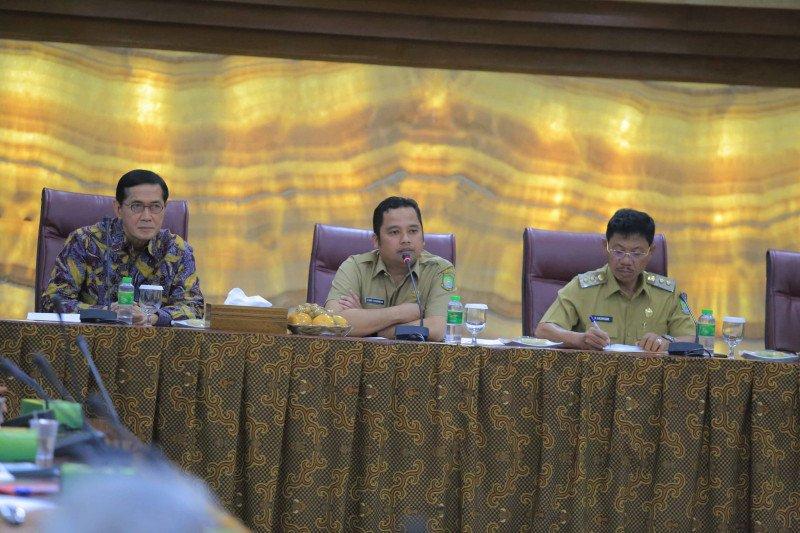 Tangerang pilot project Kota Ekonomi Syariah