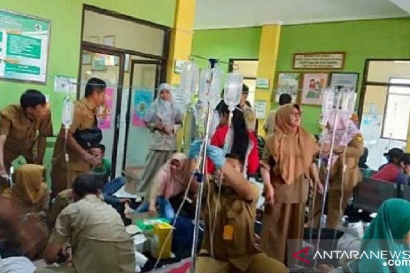 Kesehatan buruh korban keracunan di Sukabumi mulai membaik