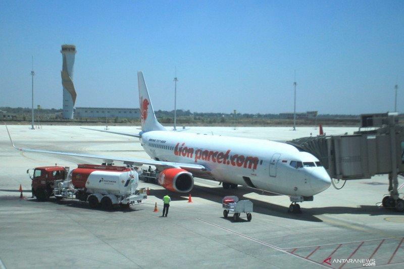 Hingga 22 September 2019, jumlah penumpang di Bandara Kertajati capai 243.756 orang