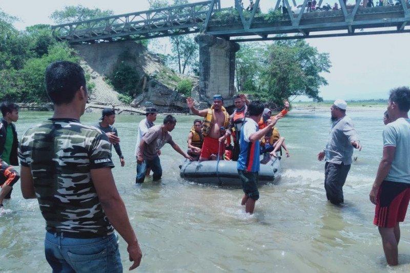 Bocah hanyut di Sungai Alas-Aceh Tenggara ditemukan SAR Kutacane wafat