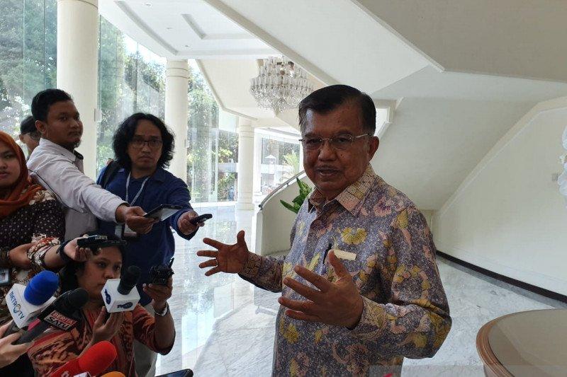 Wapres: Revisi UU untuk mendorong KPK bekerja sesuai aturan