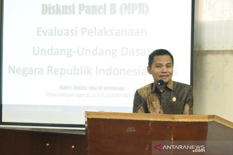 Festival Konstitusi, MPR gelar diskusi Evaluasi Pelaksanaan UUD