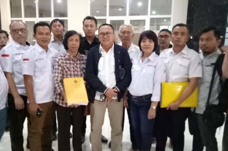 Pengacara PT KAI diperkarakan ke Polda Jateng