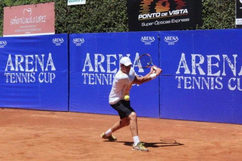 Terbukti atur skor tenis, Diego Matos diskors seumur hidup